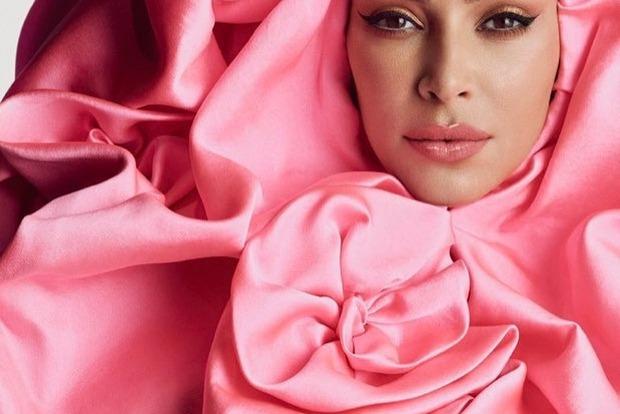 Королева БДСМ: Ким Кардашьян снялась для Vogue Japan August