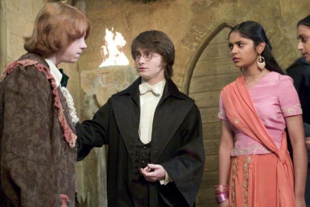 Герои Гарри Поттера признались, что играли в фильме без зубов